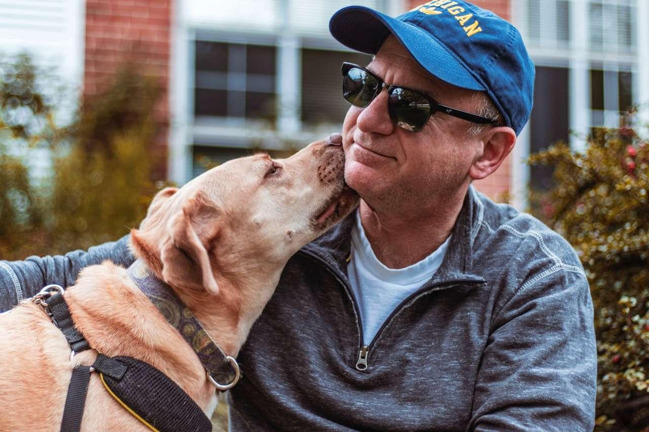 dog ownership helps lower blood pressure