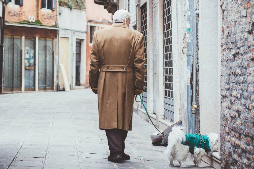 dog ownership helps lower rates of depression